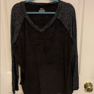 NWOT Climate right by Cuddl Duds 2pc lounge set